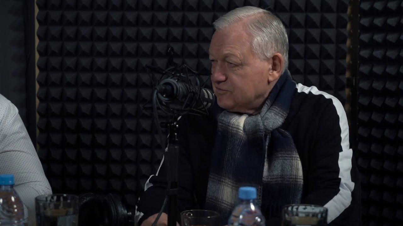 Василий Иванович Филимонов - о боксе и прирожденных педагогах