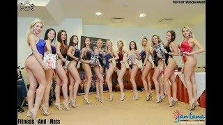Яннова Катерина.  IFBB World Fit Model Championships 2018