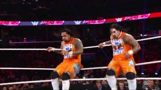 The Usos - Verizon Center