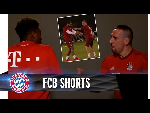 Trainings Spaß Beim FCB - FC Bayern Shorts | Vol. 10