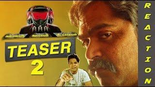 AAA - Ashwin Thatha Teaser 2 Reaction | STR,Tamannaah | TAMIL | Yuvan Shankar Raja