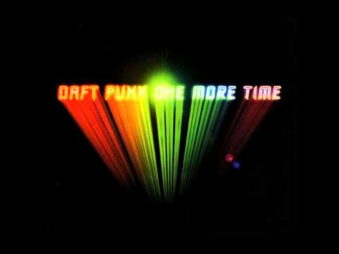 Daft Punk - One More Time (Radio Edit)
