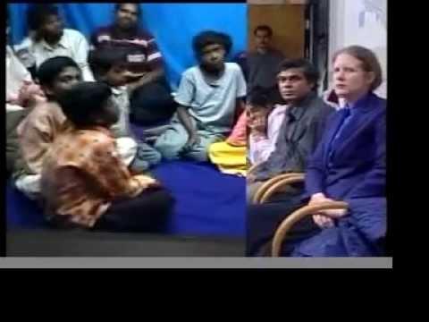 16 Oct  2004 Chennai-Philadelphia Videoconference