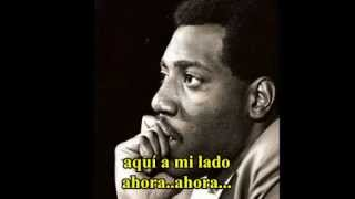 Otis Redding FOR YOUR PRECIOUS LOVE (sub español)