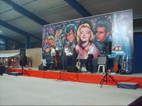 live muziek op het Noordhollands Oldtimer Festival 2009
