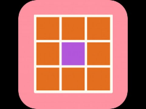 Color Blind King Game App Review - iPhone/iPod Touch/iPad - YouTube