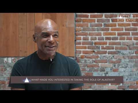 AGENT REVELATION| Michael DORN(STAR TREK TNG) INTERVIEW| BEHIND THE SCENES