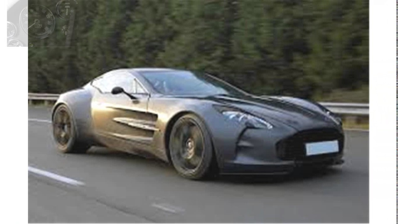 aston martin top speed - youtube