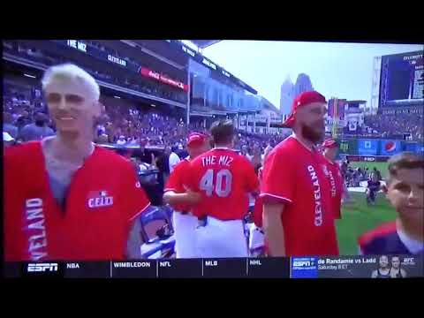 2019 MLB All-Star Celebrity Softball Game | FULL GAME from YouTube · Duration:  38 minutes 50 seconds