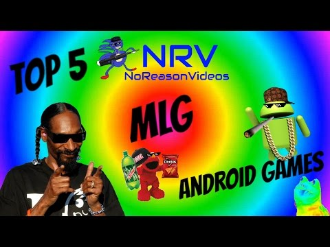 Top 5 MLG Games On Android