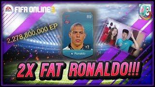 ~Woohoo!!!! Fat Ronaldo!!!~ NHD & EP Package - FIFA ONLINE 3