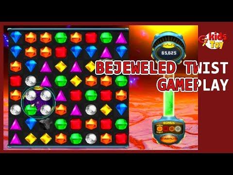 Bejeweled Twist Gameplay