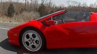 Lamborghini Diablo VT! 50 Lamborghinis to celebrate 50th anniversary! Car 8 of 50