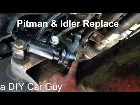 Pitman  Idler Arm Replacement CHEVY Express Savana Silverado Sierra