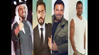 ممثل سوري يشبّه عمرو دياب وعاصي الحلاني وتامر حسني بالنساء ووسم
