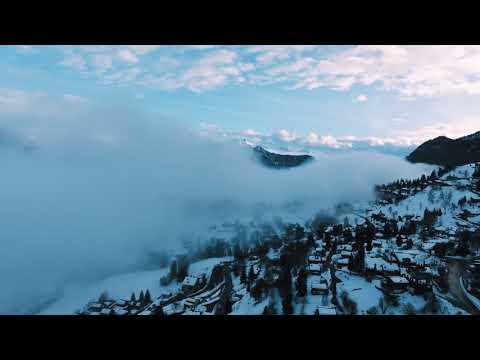 Switzerland - Ovronnaz