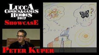 [Lucca Comics & Games] Showcase: Peter Kuper