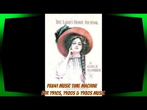 1900s Music Sensation Alice Nielsen - Last Rose Of Summer @Pax41
