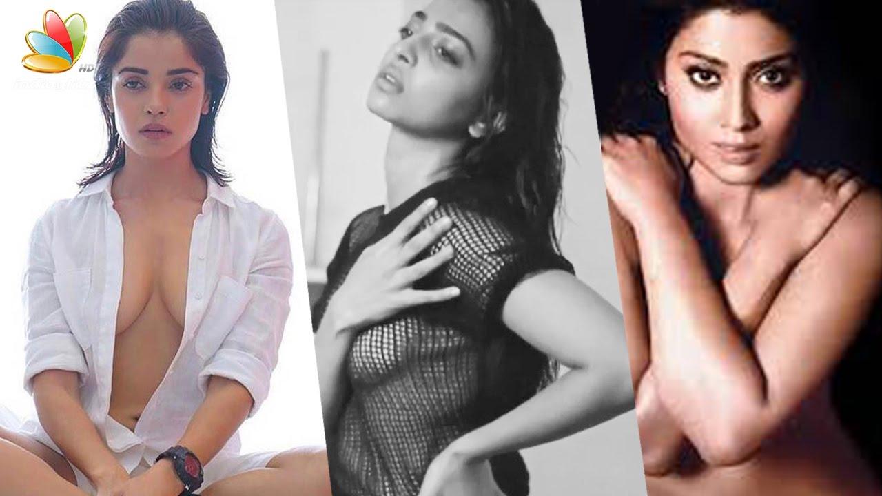 The Bold The Sexy Kollywood Actresses Hot Photoshoot Pia Bajpai Radhika Apte Shriya Saran