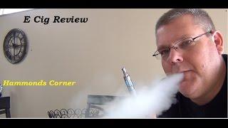 e cig review blu v2 and your local vapor shop