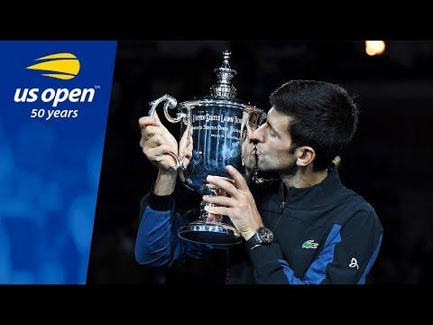 Novak Djokovic Surges To Third US Open Crown Equals Sampras