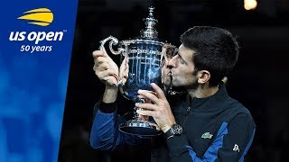 Novak Djokovic Surges To Third US Open Crown Equals Sampras