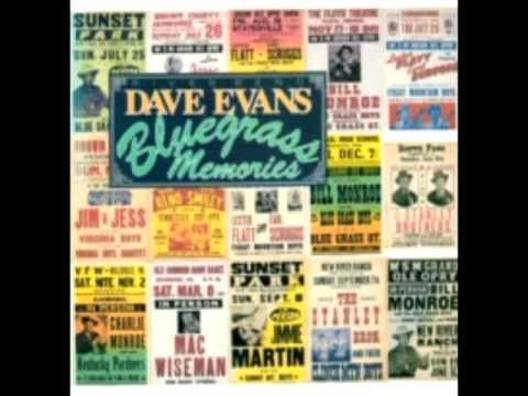Bluegrass Memories [1984] - Dave Evans & River Bend