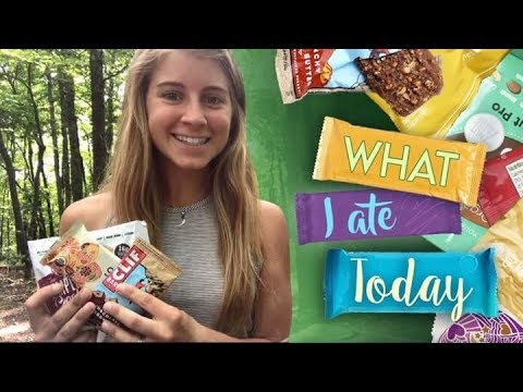 Download Youtube: WHAT I ATE DURING AN 18 MILE HIKE 🏃🏼♀️