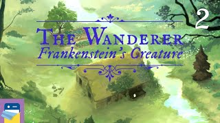 The Wanderer: Frankenstein's Creature - iOS Gameplay Walkthrough Part 2 (by ARTE Experience)