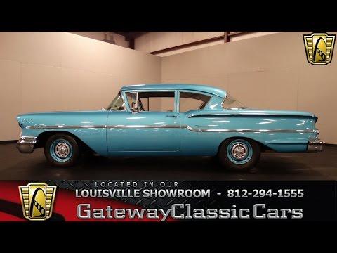 1958 Chevrolet Delray - Louisville Showroom - Stock # 1109