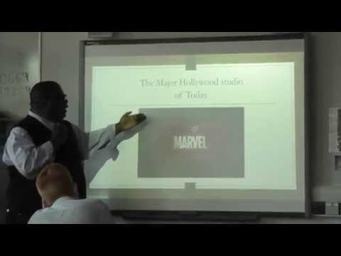 Film studies lecture