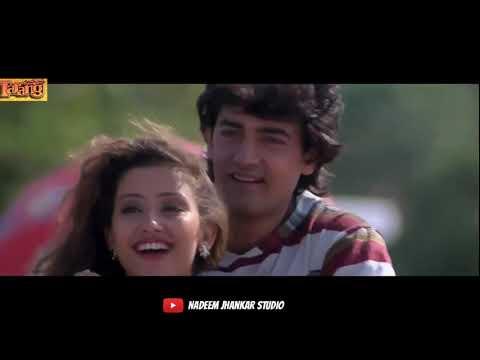 Raja Ko Rani Se Pyar Part 2 (Jhankar) Kumar Sanu. Alka Yagnik | Aamir Khan | Akele Hum Akele Tum
