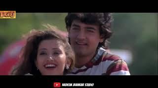 Raja Ko Rani Se Pyar Part 2 (Jhankar) Kumar Sanu. Alka Yagnik   Aamir Khan   Akele Hum Akele Tum