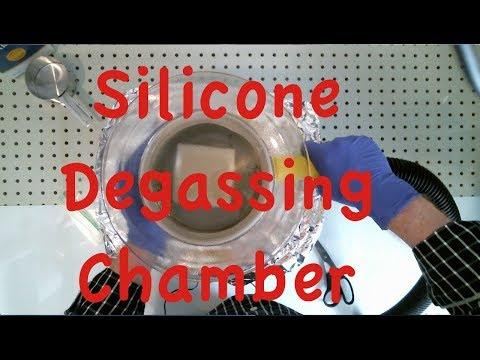 Mold Making: Silicone: Degassing Chamber. DIY Vacuum Chamber.