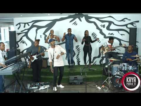 Thami Shobede Performs Ndenzenjani  Live...