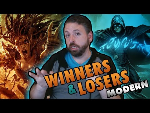 Jace and Bloodbraid UNBANNED: The Biggest Winners & Losers in Modern