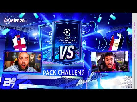 WHAT A PACK OPENING! TOTGS PACK CHALLENGE VS CASTRO1021! | FIFA 20 ULTIMATE TEAM