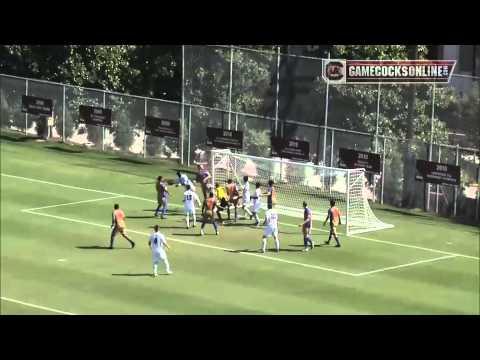 Highlights: South Carolina Men's Soccer vs. Tulsa - 2013