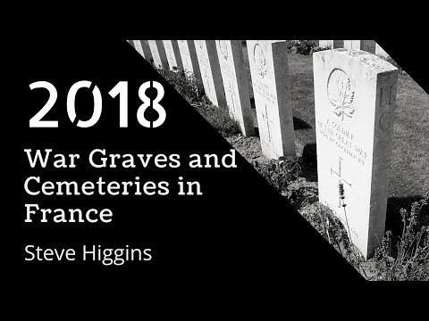 War Graves And Cemeteries In France