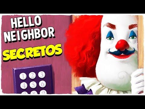 LOS SECRETOS DE HELLO NEIGHBOR | OTRA FORMA DE ACABAR EL JUEGO | GAMEPLAY ESPAÑOL