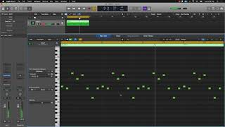 Logic Pro X Tutorial: How to Make Trap Melodies & Samples In 2021