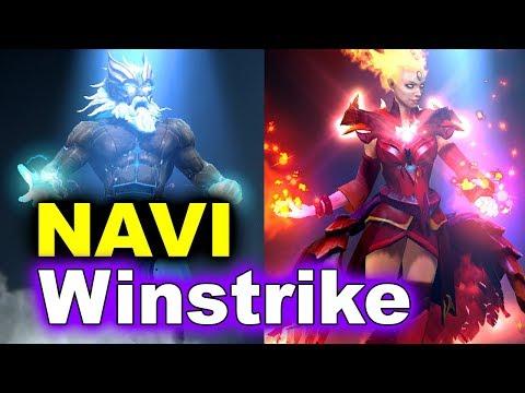 NAVI vs WINSTRIKE - OPEN CIS FINAL! - DreamLeague Minor DOTA 2