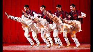 "Македонский танец ""Клятва"". Балет Игоря Моисеева"