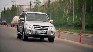 Тест драйв Mitsubishi Pajero IV(Официальный дилер Mitsubishi в Смоленске Автосалон ПРЕМЬЕР АВТО ул. Кутузова, 15Б (4812) 700 040 http://mitsubishi-smolensk.ru., 2014-03-16T07:24:22.000Z)