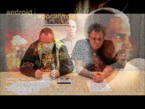 Android Apocalypse Chris Jericho Y2J Second coming Bruno Trent Eurosport WWE