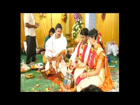 Swathi weds Ramesh