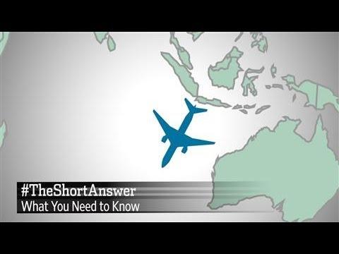 Malaysia Flight 370: The 'Ghost Plane' Scenario