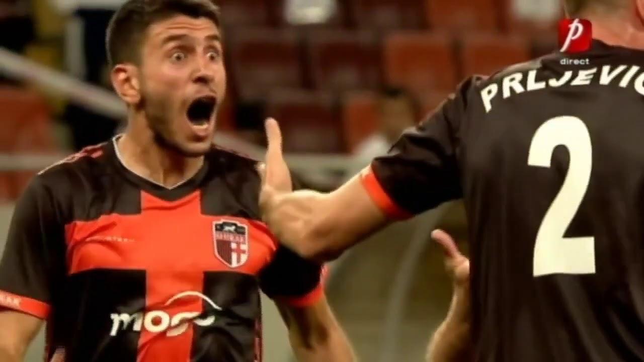 Rezumat FCSB - Shirak 3-0 I Cum s-au marcat golurile I Turul 1 preliminar Europa League