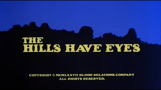 The Hills Have Eyes - Wes Craven (1977) Tam Film HD