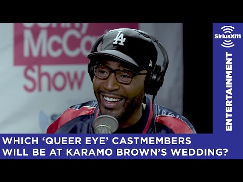 Will Karamo Brown's 'Queer Eye' Cast Mates Be In His Wedding?